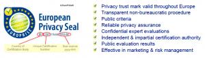 Europan Privacy Seal