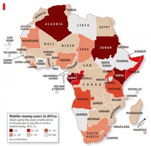 mMoney in Africa
